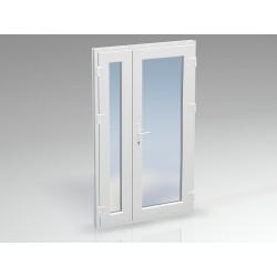 Дверь ПВХ входная DEXEN 1490х1940