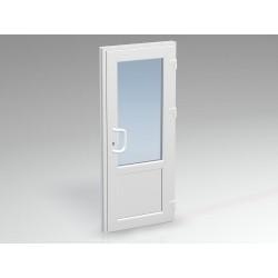 Дверь ПВХ входная DEXEN 950х2040