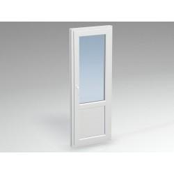 Дверь ПВХ балконная ENWIN 800х2060