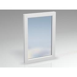 Окно ПВХ односекционное KBE 1360х1400