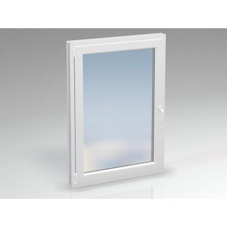 Окно ПВХ односекционное DEXEN 810x1380